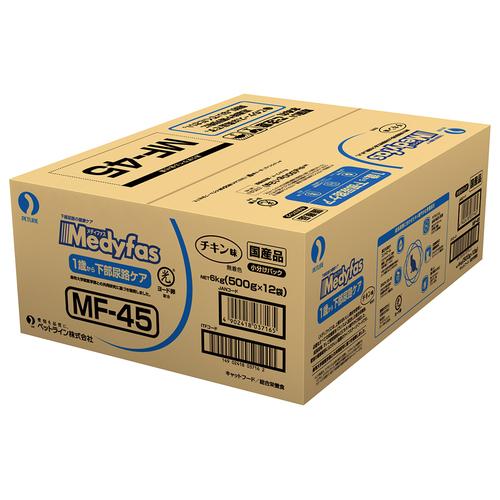 メディファス 1歳から 下部尿路ケア チキン味 6kg(500gx12)
