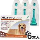 フロントラインプラス 6本入 犬用 L 20~40kg未満