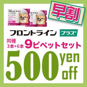 9ピペットで500円OFF