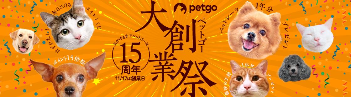 15周年大創業祭