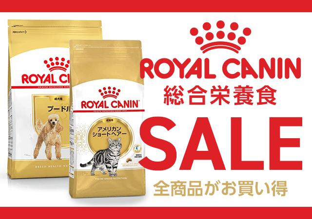 ロイヤルカナン総合栄養食SALE
