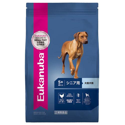 ユーカヌバ シニア用 大型犬用 5歳以上 7.5kg【在庫限り】