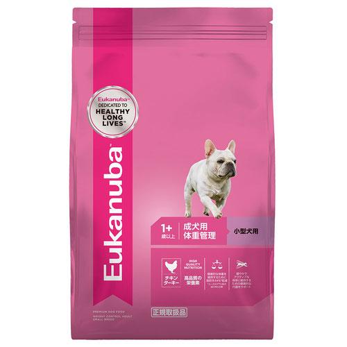 ユーカヌバ 成犬用 体重管理 小型犬用 1歳以上 6kg【在庫限り】
