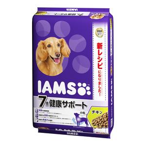 アイムス 7歳以上用 健康サポート チキン 小粒 12kg