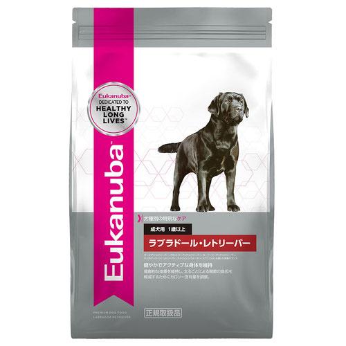 ユーカヌバ 犬種別サポート ラブラドールレトリーバー 成犬用 2.7kg【在庫限り】