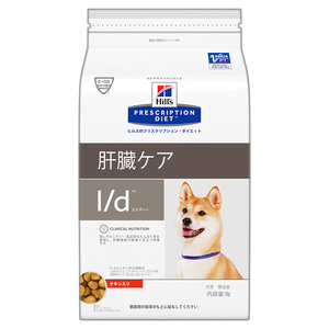 ヒルズ 犬用 l/d 肝臓ケア ドライ 1kg