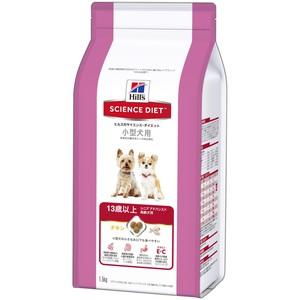 サイエンスダイエット シニアアドバンスド 小型犬用 高齢犬用 1.5kg