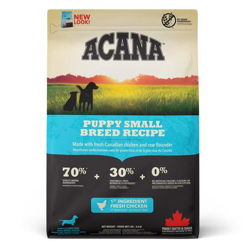 ACANA(アカナ) パピースモールブリード 2kg
