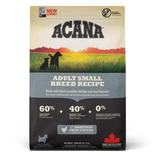 ACANA(アカナ) アダルトスモールブリード 2kg