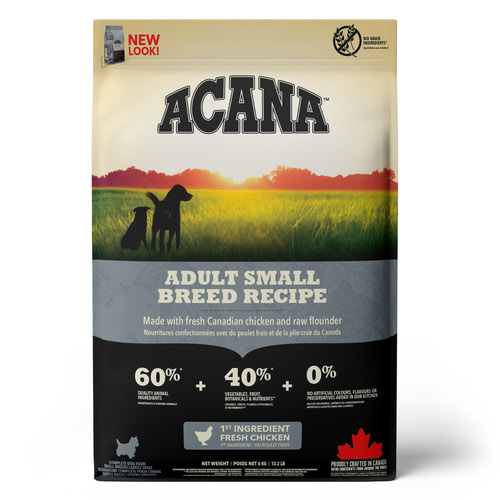 ACANA(アカナ) アダルトスモールブリード 6kg