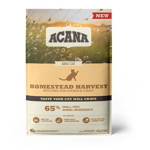 ACANA(アカナ) ホームステッドハーベスト 4.5kg