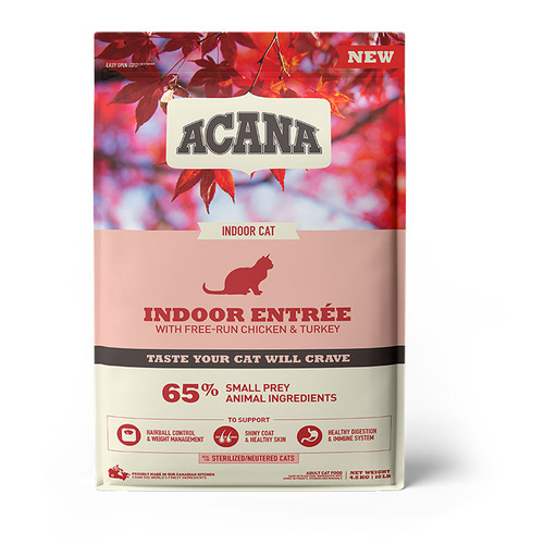ACANA(アカナ) インドアエントリーキャット 4.5kg