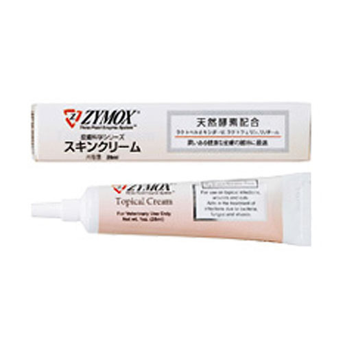 ZYMOX ザイマックス スキンクリーム 犬猫用 28mL