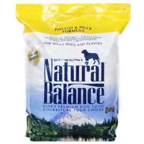 ナチュラルバランス ドッグフード ポテト&ダック 5ポンド(2.27kg)