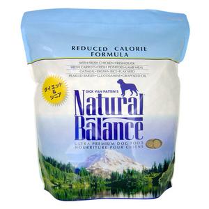 ナチュラルバランス ドッグフード リデュースカロリー 5ポンド(2.27kg)