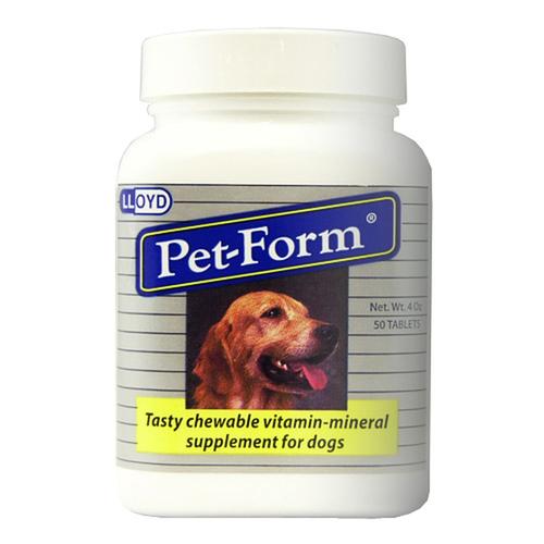 ペットフォーム 犬猫用 50粒