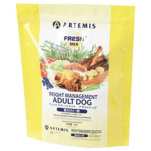 ARTEMIS アーテミス フレッシュミックス ウェイトマネージメントアダルトドッグ 1kg