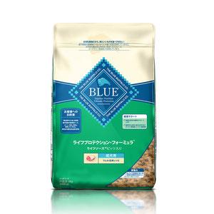 BLUE(ブルー) ライフプロテクション・フォーミュラ 成犬用 ラム&玄米 6kg【在庫限り】