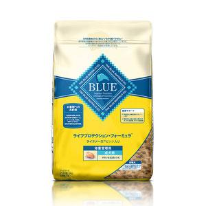 BLUE(ブルー) ライフプロテクション・フォーミュラ 成犬用 体重管理用 チキン&玄米 6kg【在庫限り】