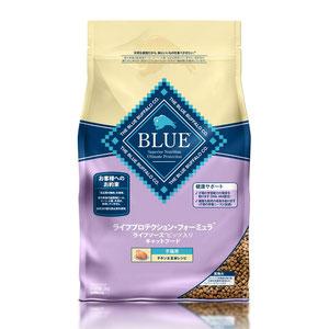 BLUE(ブルー) ライフプロテクション・フォーミュラ 子猫用 チキン&玄米 2kg【在庫限り】