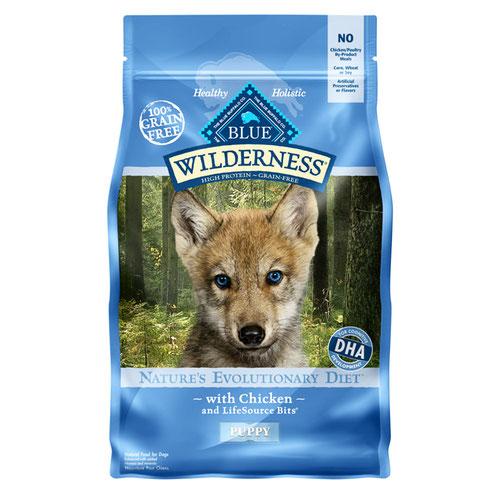 BLUE(ブルー) ウィルダネス 子犬用チキン 2.04kg (正規輸入品)【在庫限り】