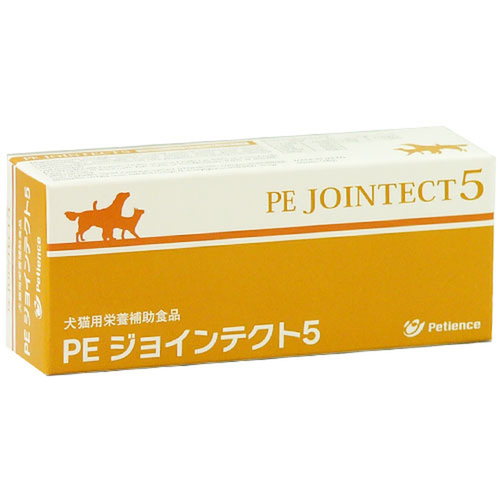 PE ジョインテクト 5 犬猫用 60粒