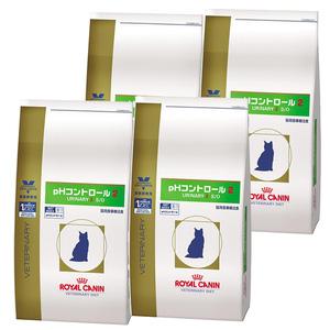 ロイヤルカナン 食事療法食 猫用 pHコントロール2 ドライ 4kg×4袋【ケース販売】
