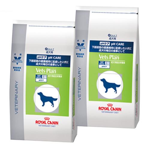 【2袋セット】ロイヤルカナン ベッツプラン 犬用 pHケア 3kg