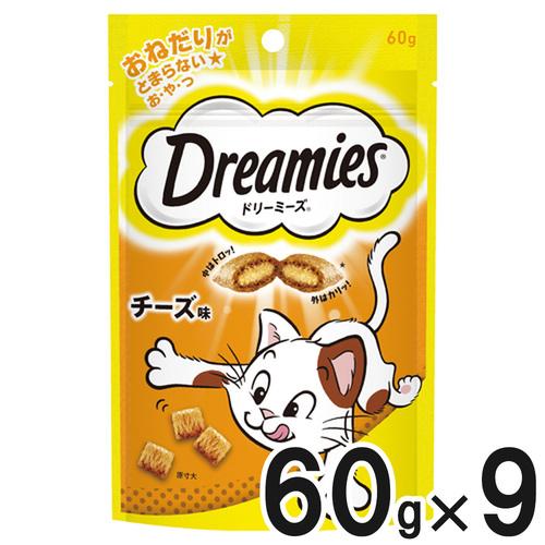 ドリーミーズ チーズ味 60g×9個【まとめ買い】