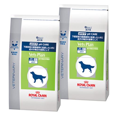 【2袋セット】ロイヤルカナン ベッツプラン 犬用 pHケア 8kg