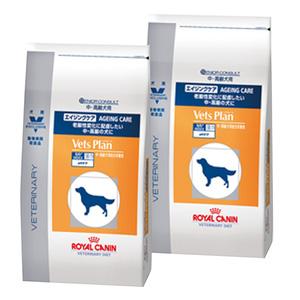 【2袋セット】ロイヤルカナン ベッツプラン 犬用 エイジングケア 3kg
