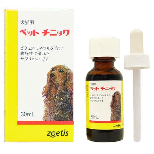ペットチニック 犬猫用 30mL【アウトレット】