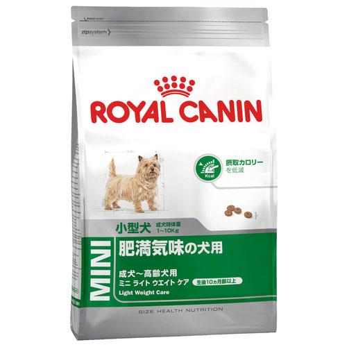 ロイヤルカナン SHN ミニライトウェイトケア 2kg【在庫限り】