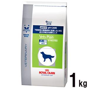 ロイヤルカナン ベッツプラン 犬用 pHケア 1kg