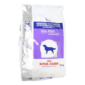 ロイヤルカナン ベッツプラン 犬用 セレクトスキンケア 8kg