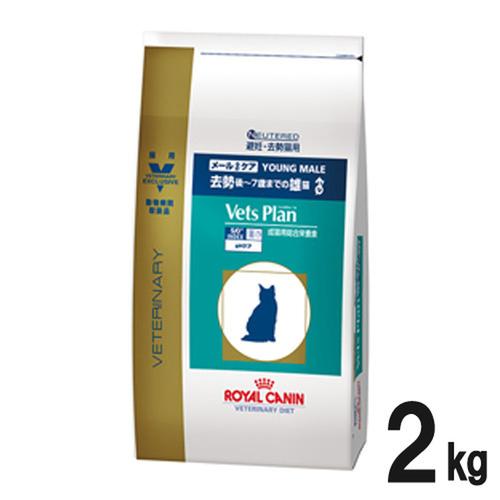 ロイヤルカナン ベッツプラン 猫用 メールケア 2kg