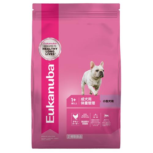 ユーカヌバ 成犬用 体重管理 小型犬用 1歳以上 6kg