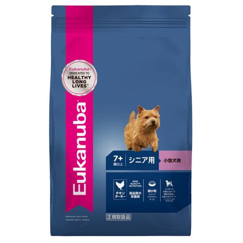 ユーカヌバ シニア用 小型犬用 7歳以上 2.7kg
