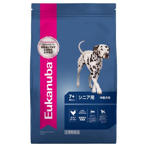 ユーカヌバ シニア用 中型犬用 7歳以上 13.5kg