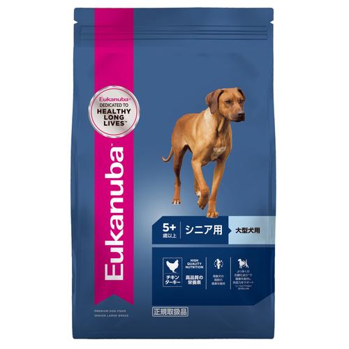 ユーカヌバ シニア用 大型犬用 5歳以上 7.5kg