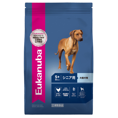ユーカヌバ シニア用 大型犬用 5歳以上 13.5kg