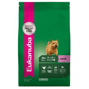 ユーカヌバ スーパーシニア用 小型犬用 11歳以上 2.7kg