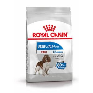 ロイヤルカナン CCN ミディアムライトウェイトケア 減量したい犬用 3kg