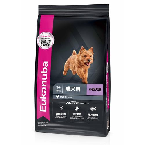 ユーカヌバ スモールアダルト 小型犬用 2.7kg