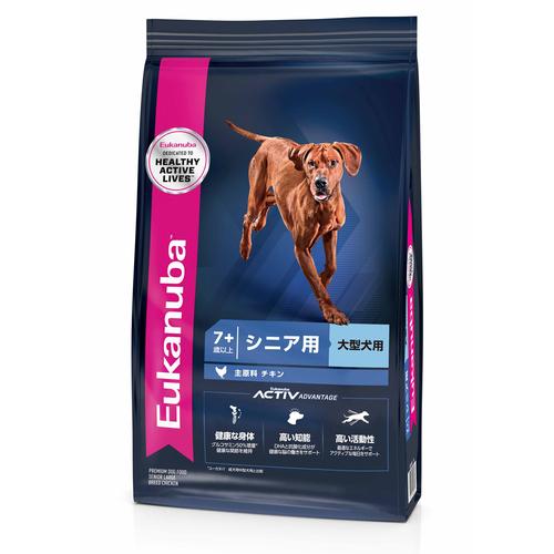 ユーカヌバ ラージシニア 大型犬用 7.5kg