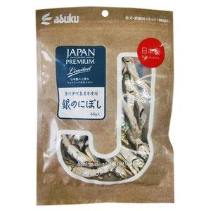 アスク ジャパンプレミアム 銀の煮干し 犬猫用 60g