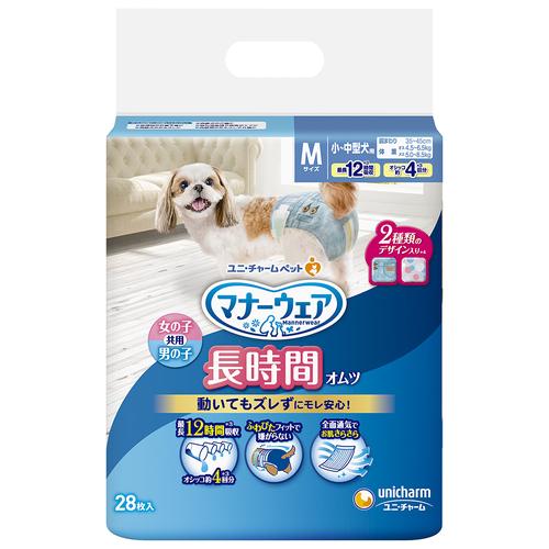 マナーウェア 高齢犬用 紙オムツ M 28枚