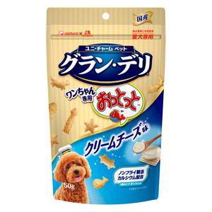 グランデリ ワンちゃん専用おっとっと クリ-ムチ-ズ 50g