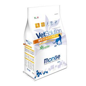 ベッツソリューション 食事療法食 猫用 尿中ストルバイトサポート 1.5kg