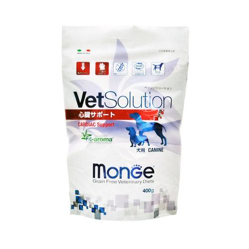 ベッツソリューション 食事療法食 犬用 心臓サポート 400g